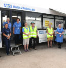 East Riding Of Yorkshire COVID-19 Vaccination Bus A Success