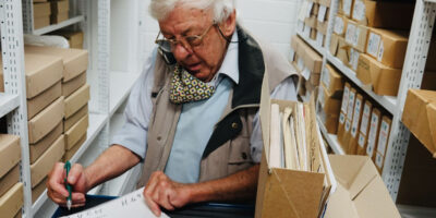 Celebrated Hull Historian And Photographer Gifts His Life's Work To City