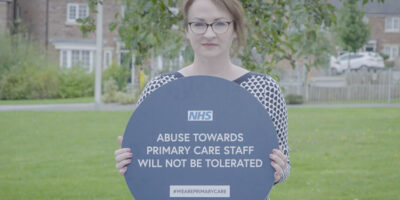 Campaign Shows The Consequences Of Abuse In Primary Care