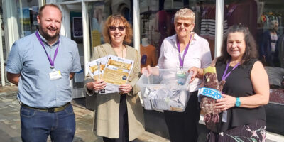 Beverley's Mayor Draws Treasure Hunt Winners