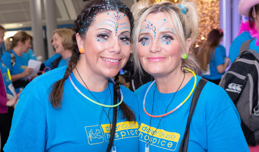 Starlight Stride – Who Are You Striding For?