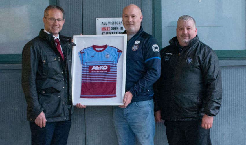 Football Club Continues To Thrive Thanks To Partnership With Global Brand