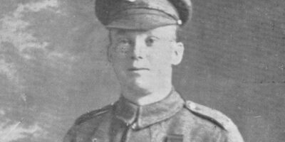 The Yorkshire Regiment Remembrance 2021: Honouring One Of The First World War Hull Pals – Private Jack Cunningham VC