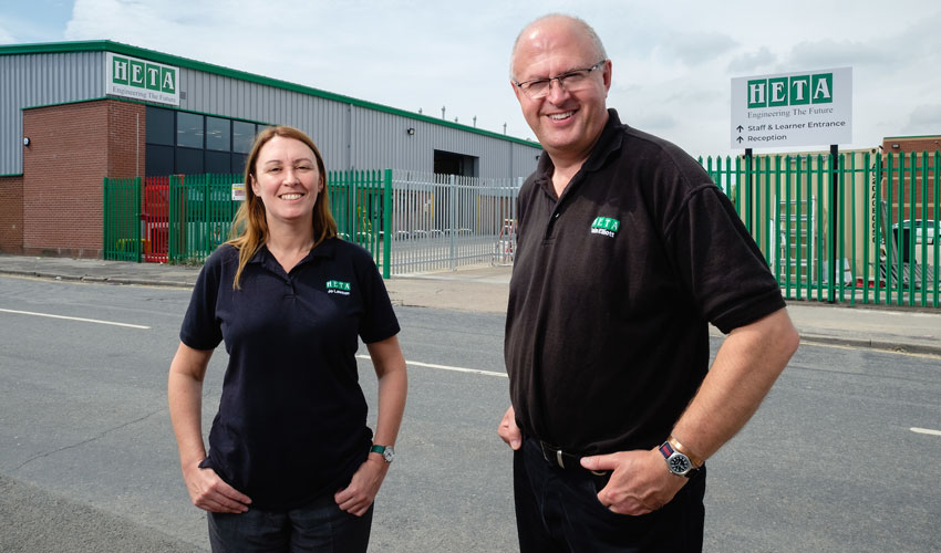 HETA Plans Further Expansion After Record Recruitment Of Young Engineers