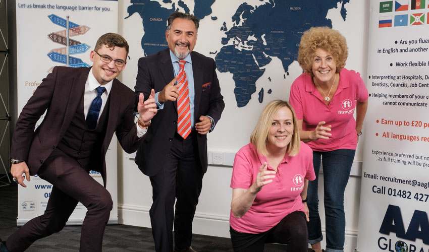AA Global Steps Up With Funding To Help Fitmums And Friends