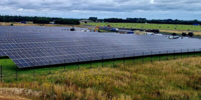 British Army's First Solar Farm Unveiled at The Defence School of Transport