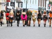 Bunny Girls @ Bar Fusion