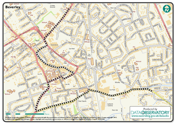 Map Of Beverley Olympic Torch : Information and Map For Beverley | HU17.– It's