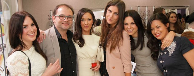 Andrew and Rogers Optometrists Launch Party