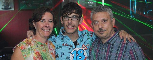 Luciano Raise's 18th Birthday @ Beaver Park