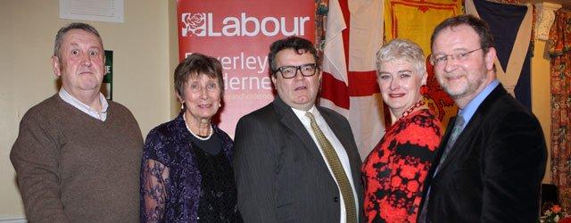 Beverley & Holderness Labour Party Burns Night @ Hodgsons Pub