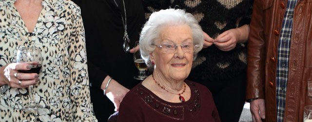 Doris Searney 90th Birthday @ The Windmill