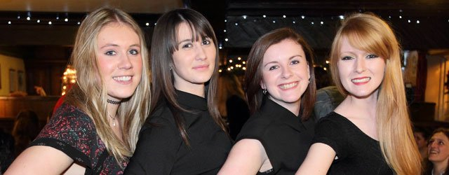 OUT & ABOUT : New Year's Eve Celebrated in Beverley