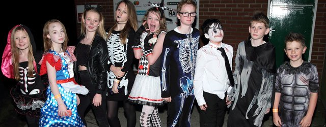 Halloween Party Night @ Beaver Park