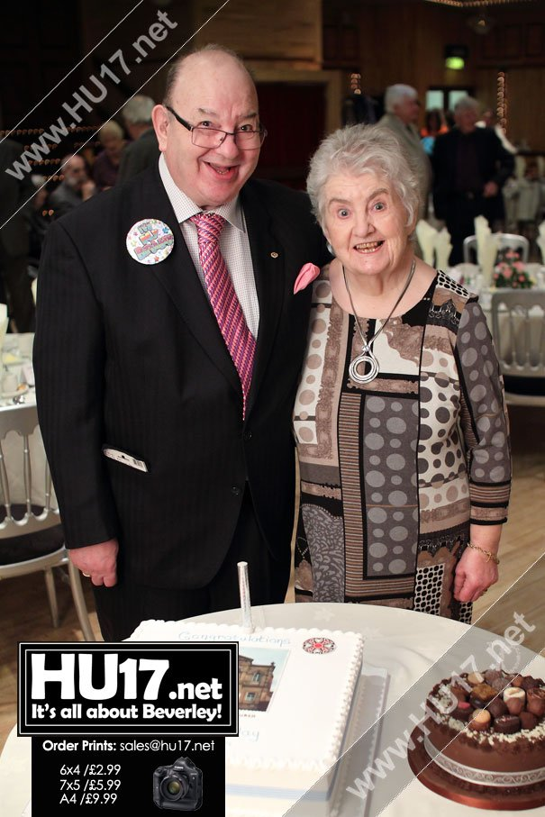 Peter Ranson's 70th @ The Bell Hotel in Driffield