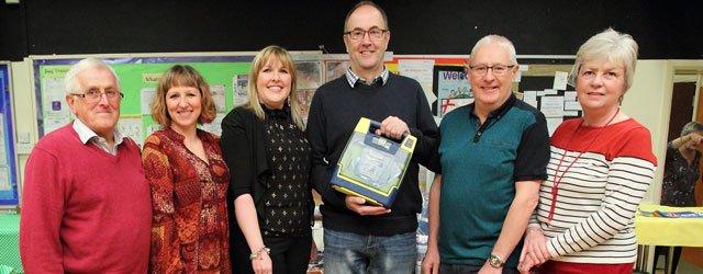 OUT & ABOUT : Tickton Defibrillator Campaign Fund Raiser
