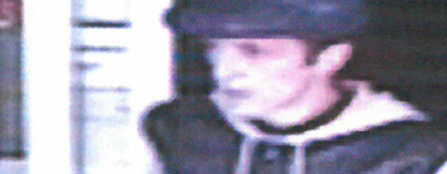 Wanted For Commercial Burglary