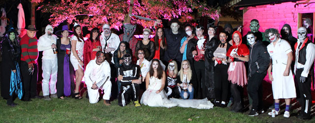 OUT & ABOUT : Halloween @ Andy Lane's