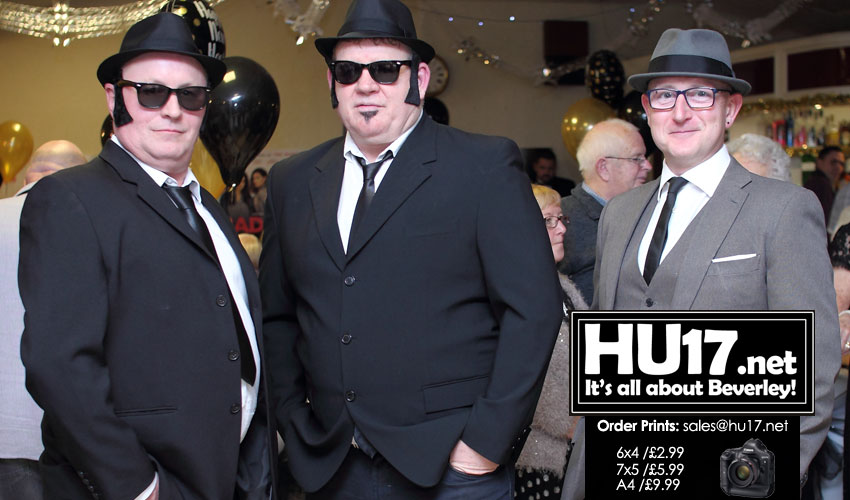 OUT & ABOUT : New Year's Eve @ Armstrongs Social Club