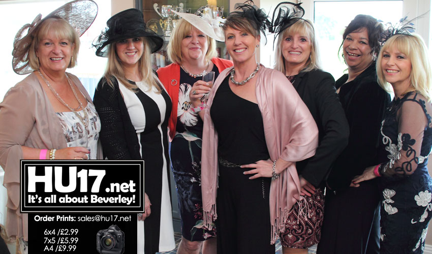 OUT & ABOUT : Ladies Day @ Beverley Rugby Club