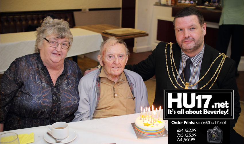 Beverley Town Council Host Special Lunch For The Community