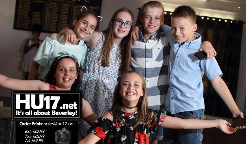 Beverley Minster Primary School Y6 Leavers Party