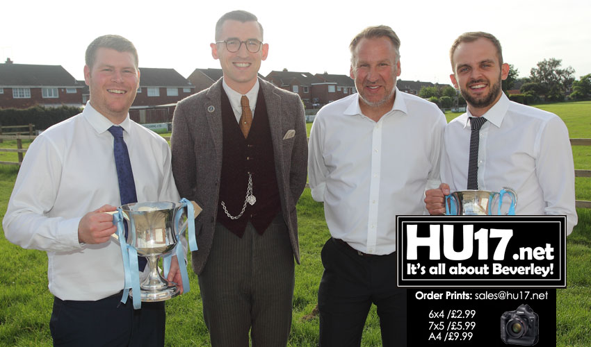 OUT & ABOUT : Beverley Town Sportsman's Dinner With Paul Merson