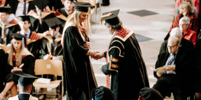 Students Who Graduated Celebrate With Stunning Ceremony