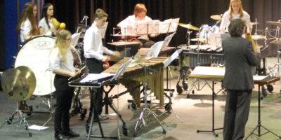 Senior Percussion Ensemble To Perform At The Royal Albert Hall