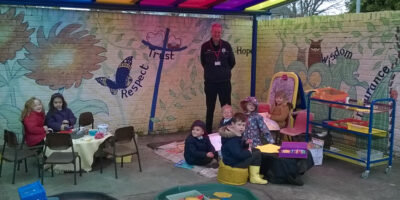St Mary's Primary School Show Tesco How Funding Helped With Project