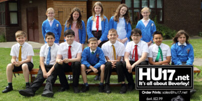 HU17 ARCHIVES: St Mary's Primary School Class Of 2013