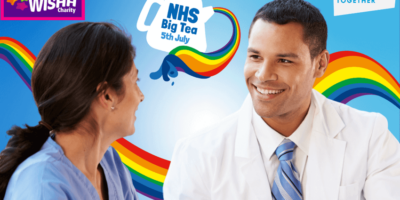 Join WISHH Charity In A National Outpouring Of Love To Raise Funds For Your Local NHS Heroes