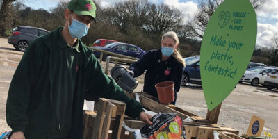 Cherry Lane Garden Centre Goes Green With New In-Store Initiatives