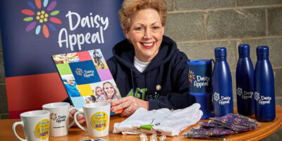 Daisy Appeal Supporters Can Dress To Impress