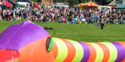 Bridlington Kite Festival 2021 A Flying Success