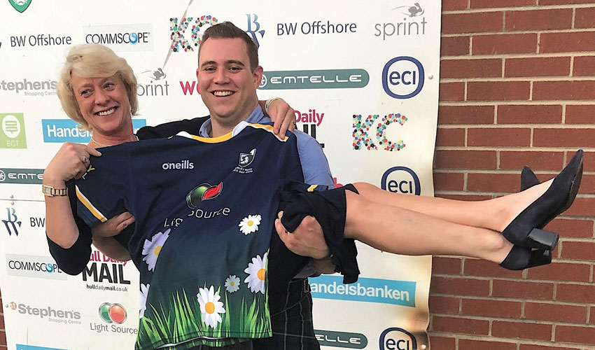Rugby Club Ladies' Day Helps Charity Kick On Towards Fundraising Target