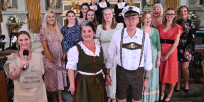 Sound Of Success As Musical Masterpiece Raises Funds For Daisy Appeal
