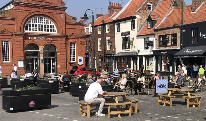 Have Your Say On Saturday Market 'Pedestrian Area'