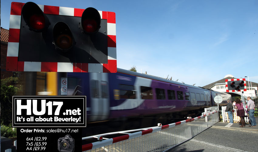 Hull and York Rail Route Given Green Light By Government Ministers